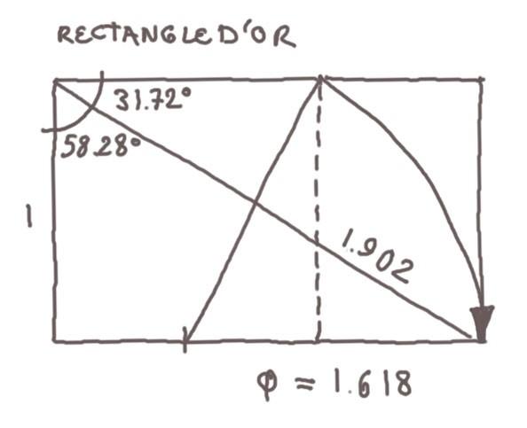 golden rectangle - big
